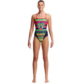 Funkita Single Strap One Piece Swimsuit Dame wingspan